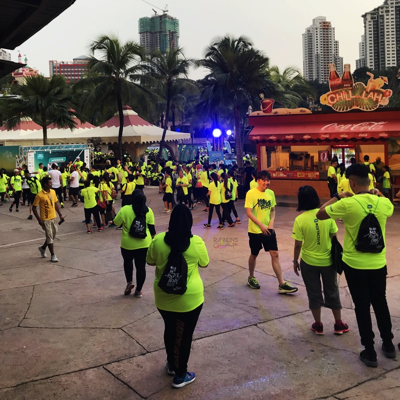 Zumba, Fitness, Rawlins Exercise, Watsons Move Your Body Zumba 2017, Surf Beach Sunway Lagoon, Get Active, Watsons Malaysia,