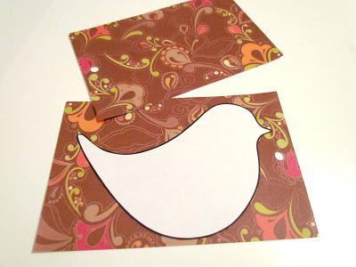 Manualidades de navidad paso a paso tortolas de papel todo manualidades - Manualidades de navidad paso a paso ...