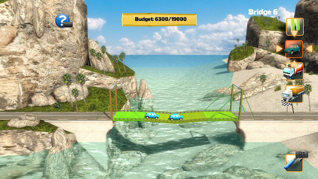 Bridge Constructor on PlayStation 4