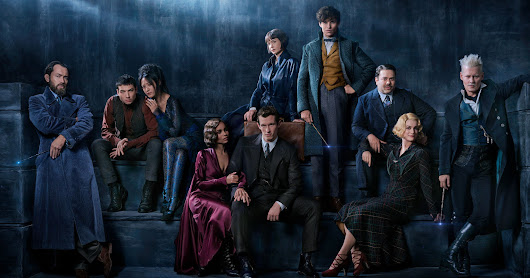 Review Film Fantastic Beast : The Crimes of Grindelwald