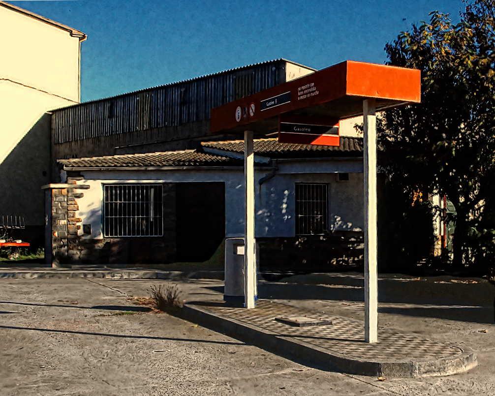 Gasolinera de Tierrantona
