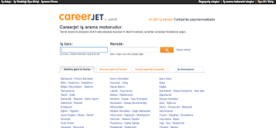 Careerjet Turkiye Anasayfa www.careerjet.com.tr