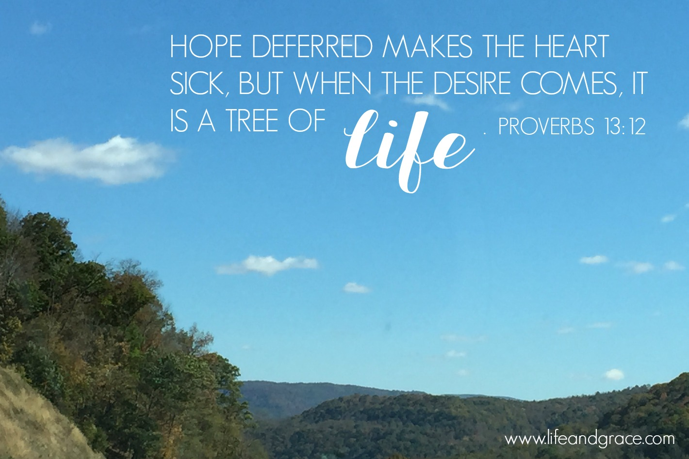 hope deferred makes the heart sick pdf