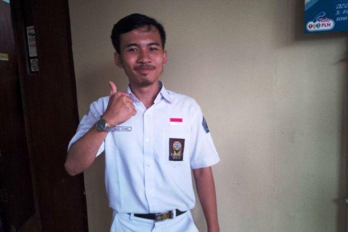 Wow, Nggak Nyangka, Tinggal Menghitung Hari, Siswa SMA ini Akan Menjadi Bupati Semarang