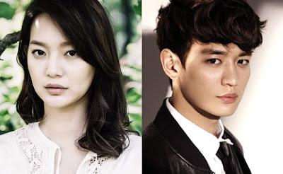 Shin Min-ah and Minho (of Shinee) could play siblings