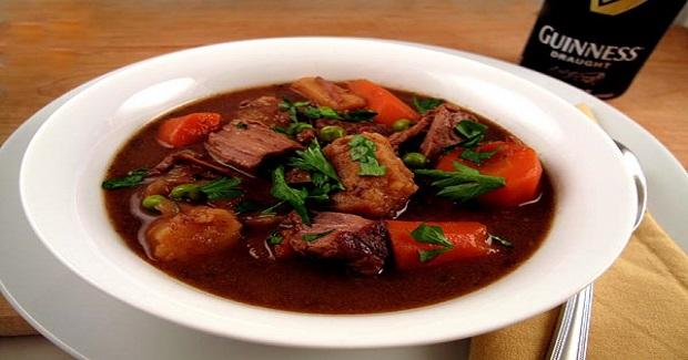 Crockpot Guinness Beef Stew Recipe