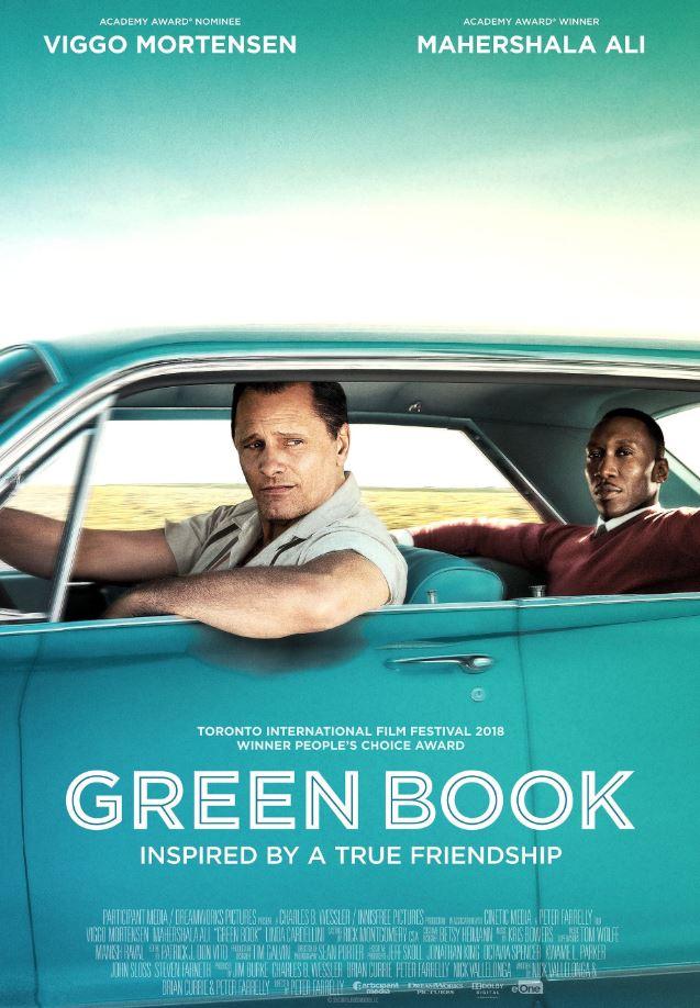 Old Neko Green Book 2018 Film Review