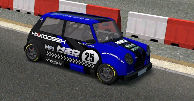 H2O apresenta seus carros para o Oval MultiSeries 2016 Lfs_00000926