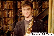 Daniel wins Golden Bravo Otto Award