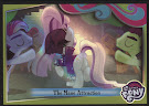 MLP The Mane Attraction Series 4 Trading Card