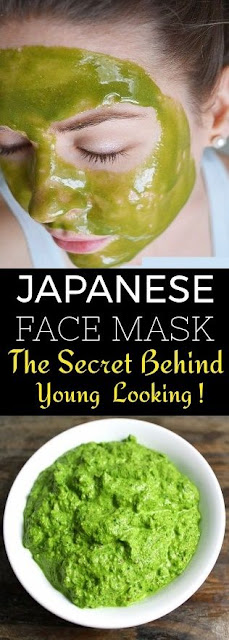 Japanese Face Mask: She Is 37, Mother Of 2 Kids But Look Like 21. Secret Is This Gel
