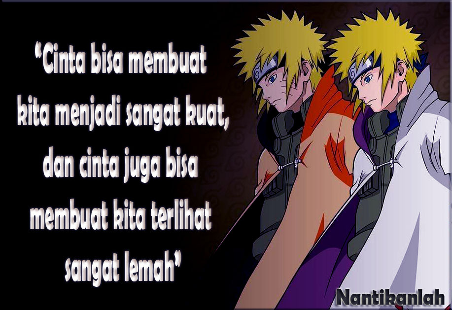 Kata Kata Cinta Versi Film Anime Naruto Isplbwiki Net