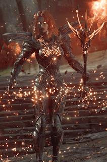 Serath demon skin demonio
