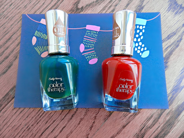 christmas stocking stuffer idea for her teen nail polish sally hansen