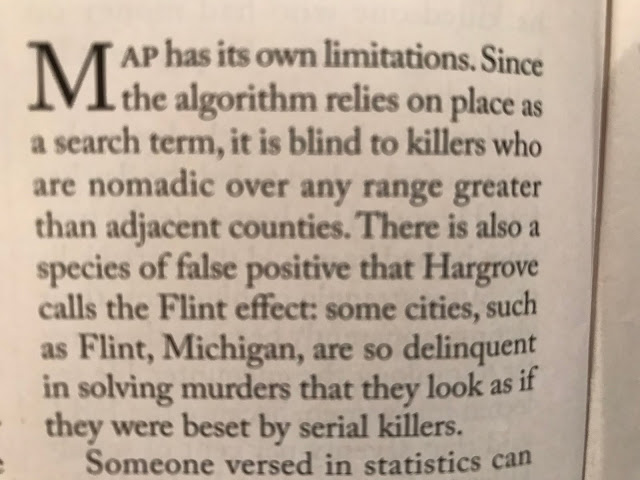 murder in Flint Michigan