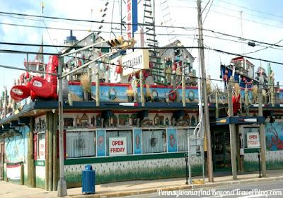 Schellenger's Seafood Restaurant in Wildwood New Jersey