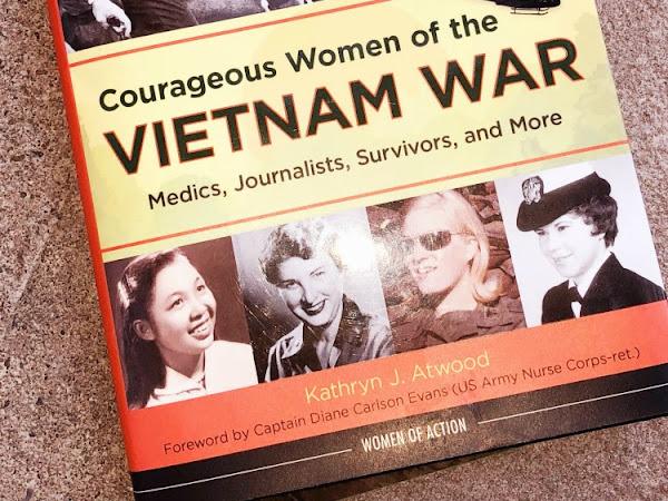 AVN Book Club: Courageous Women of the Vietnam War