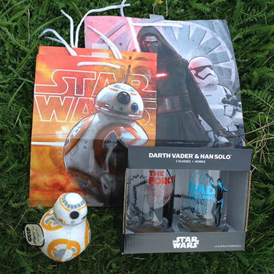 Hallmark has Star Wars product ~ #Maythe4th #StarWarsDay #LoveHallmarkCA
