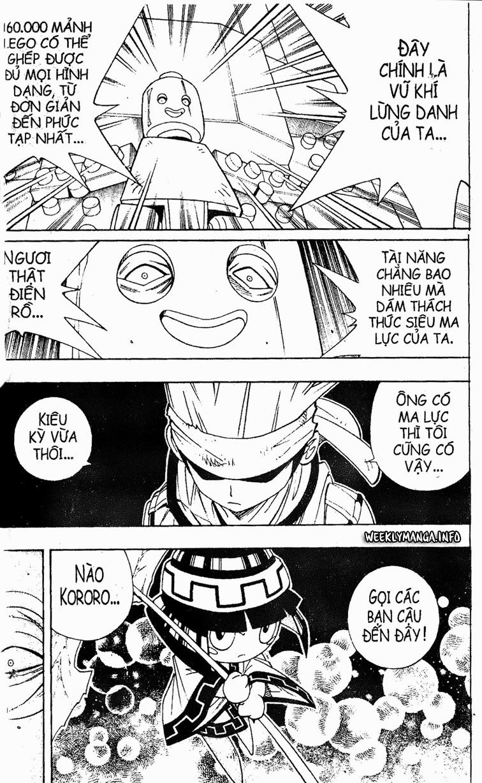 Shaman King [Vua pháp thuật] chap 184 trang 12