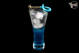 Cocktail Long Island Blue