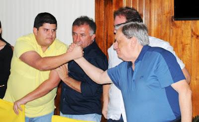 PSB confirma: Branquinho e Breno vão compor a chapa para prefeito e vice em Bezerros.