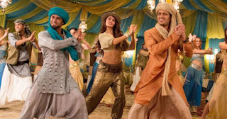 Movie Review : Bangistan