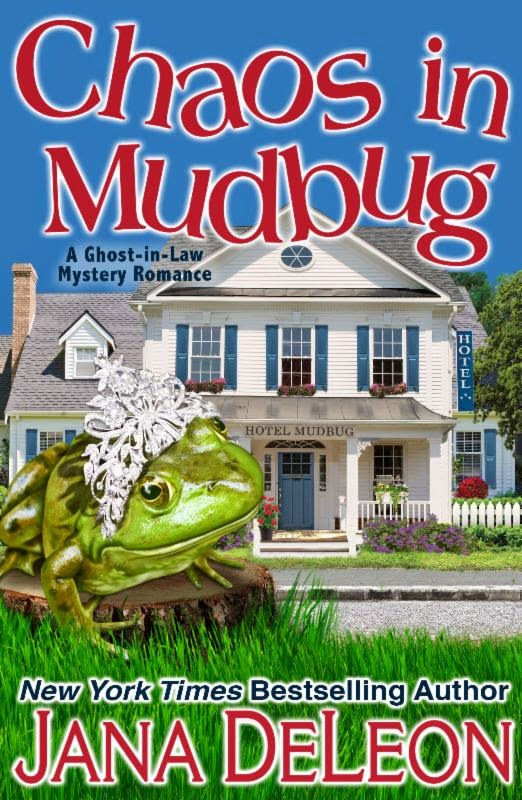 chaos in mudbug cover