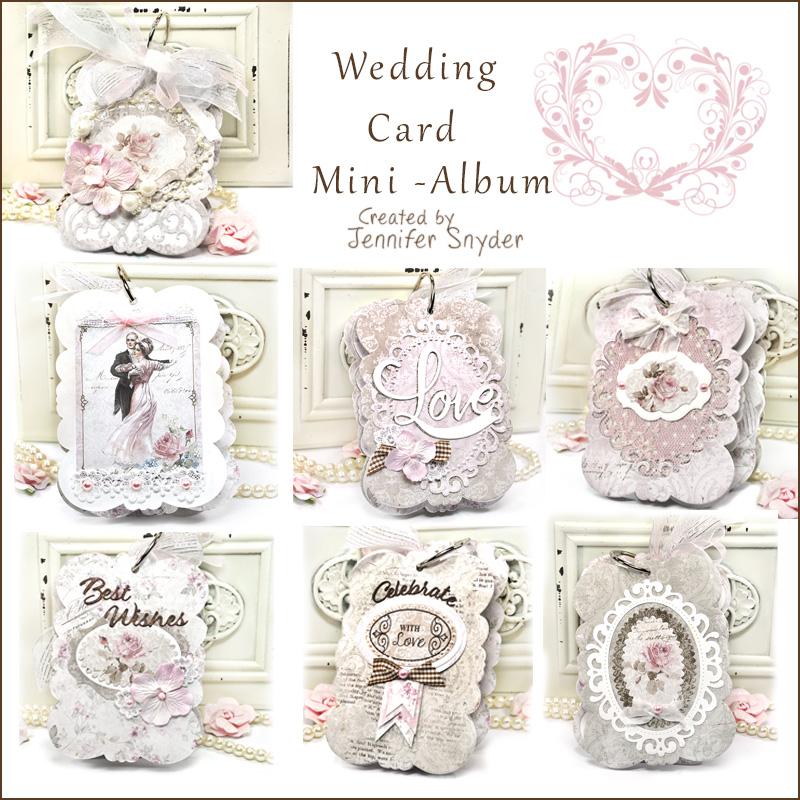 Classic Wedding Album Design: Mini-Wedding Album : MajaDesign