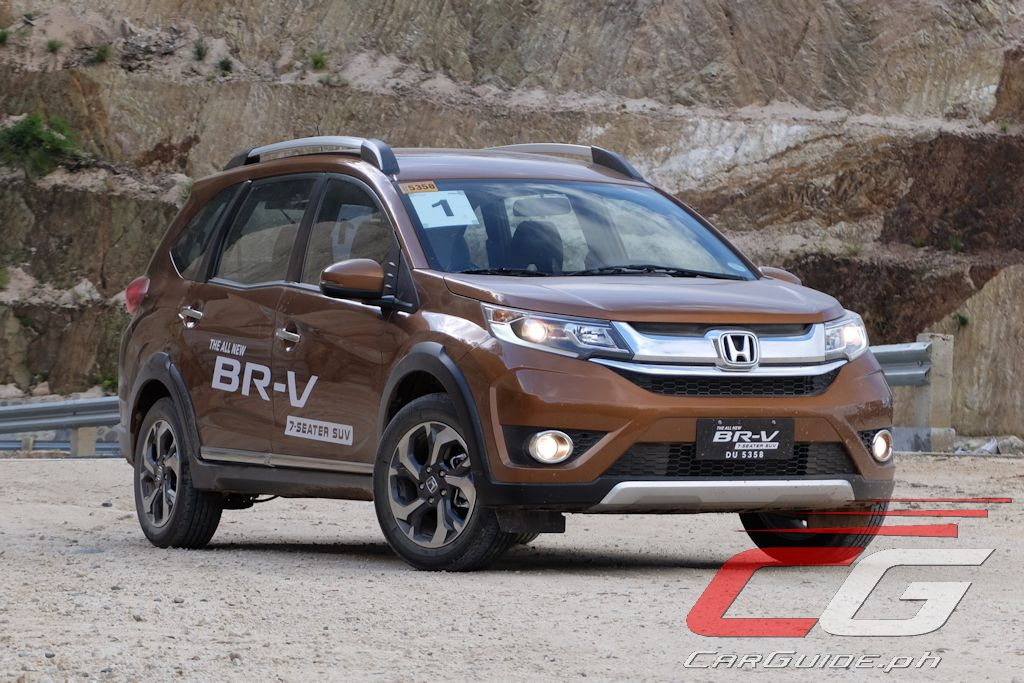 7 Reasons Why The Honda Br V Is Perfect For Road Trips Philippine