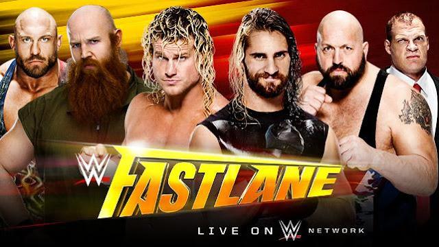 WWE Fastlane 2016 Live Stream