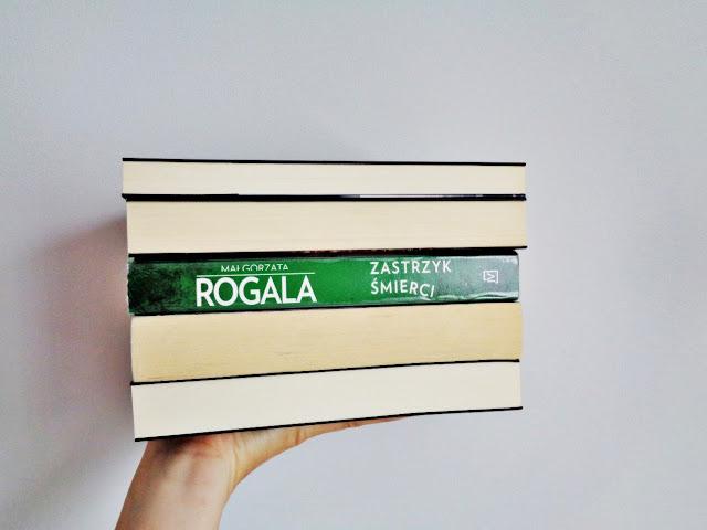 """Małgorzata Rogala - """"Zastrzyk śmierci"""""""