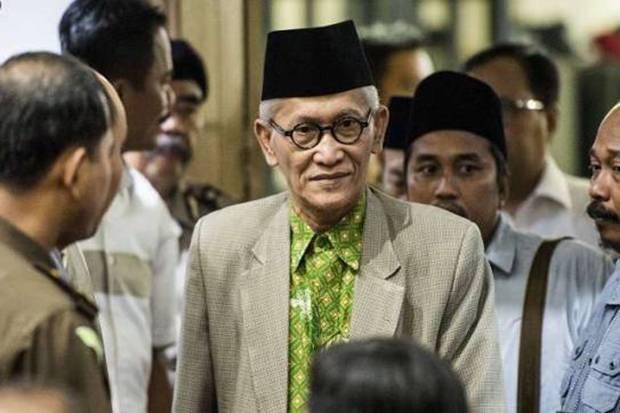 Wakil Rais Aam PBNU Sayangkan FPI Sering Menuduh NU tanpa Tabayun