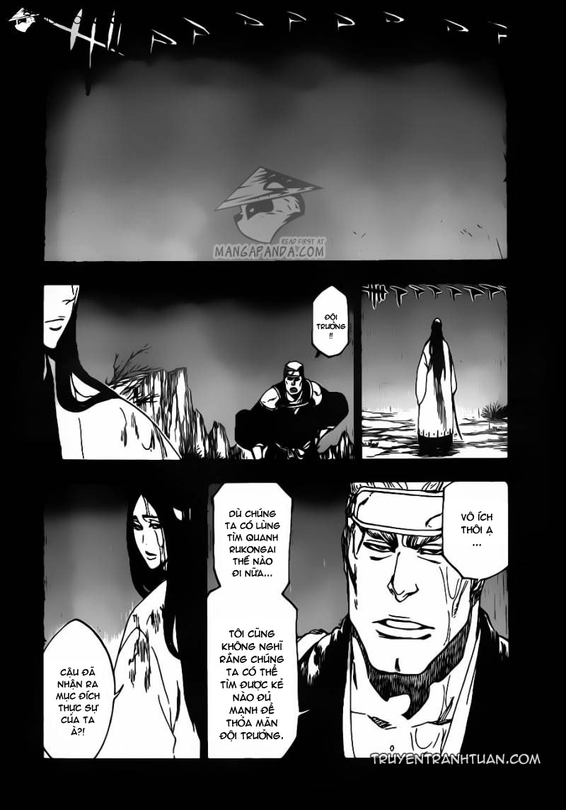 Bleach chapter 525 trang 7