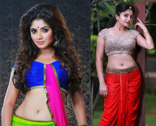 Karunya Ram Spicy Navel Pictures-Hot and Sexy Photos