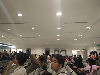 Buat pasport baru antarabangsa di Imigresen Putrajaya