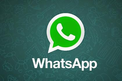 Cara Update Status Pada WhatsApp