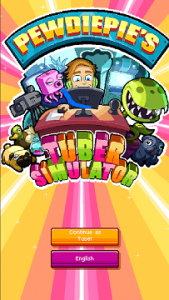 PewDiePie's Tuber Simulator MOD APK Unlimited Money Bux 1.2.1