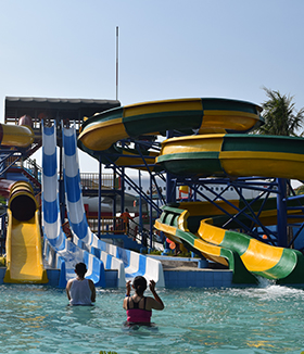 Waterslide Saygon