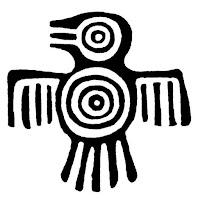 символ тату орел