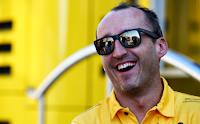 Robert Kubica F1 2017 Formuła 1 Renault test