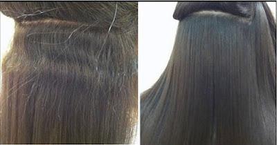 como deixar o cabelo liso com receitas caseiras