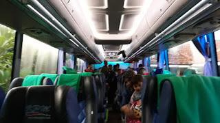 po bus fortuna trans malang ssb putra panji sdn panggungrejo 4 goes to Bali