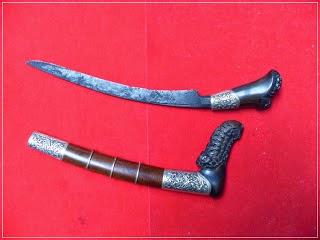 Senjata tradisional 34 provinsi beserta gambarnya