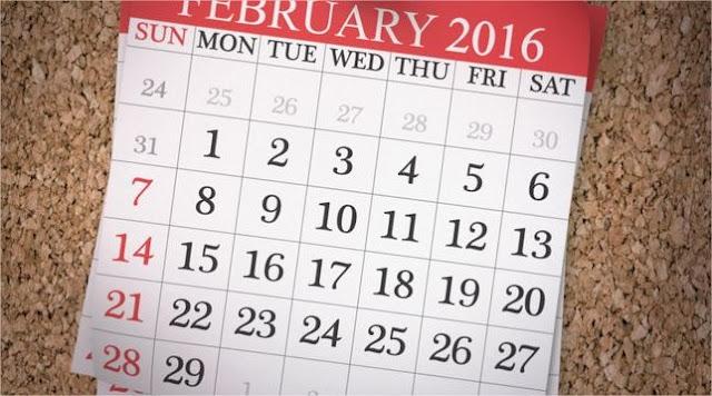 Tahun Kabisat Hari Yang Spesial 29 Februari