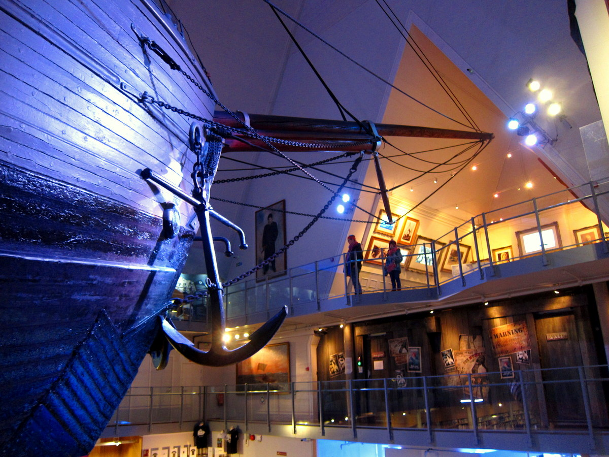 Fram Museet Oslo