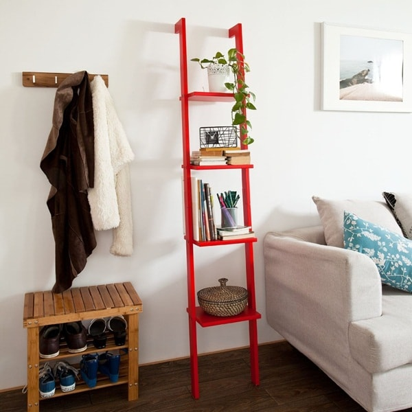 DIY Trending Decor - Amazing Decorating With Ladders 5