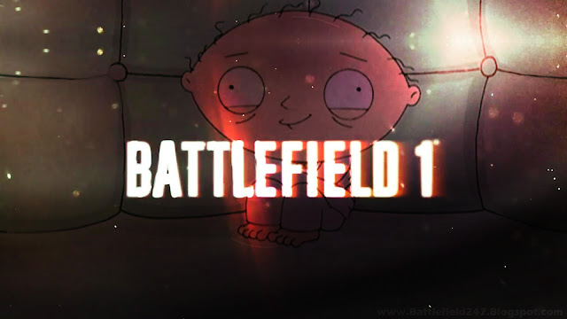 Stewie Will You Go Insane From Battlefield 1 - Wallpaper HD Background
