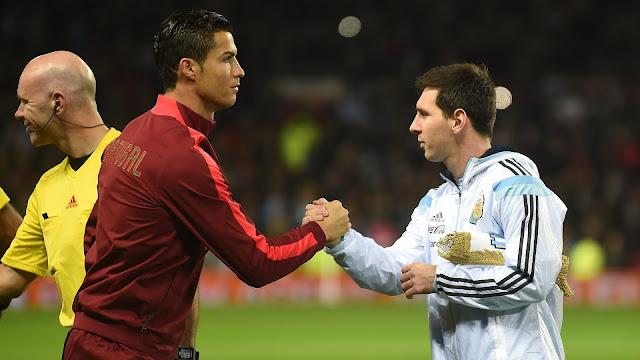 7 Fakta Ronaldo Lebih Baik Dari Messi