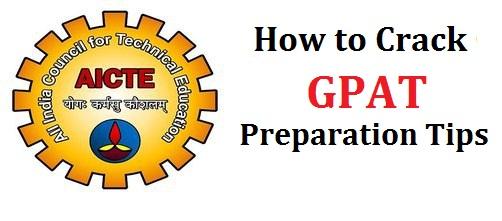 GPAT Preparation Tips 2017