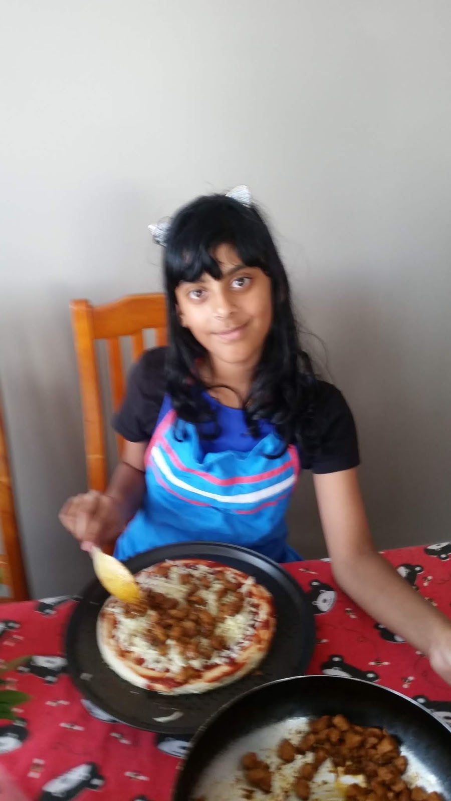 Zaeeda Pt England School My Favourite Food